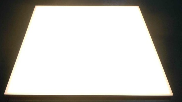 frameless_LED_panel